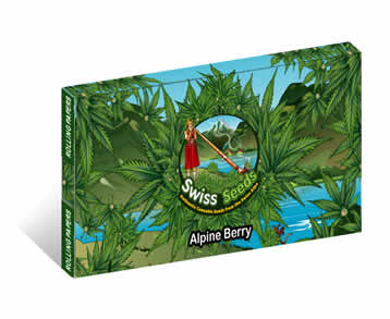 Swiss Seeds Pack 1
